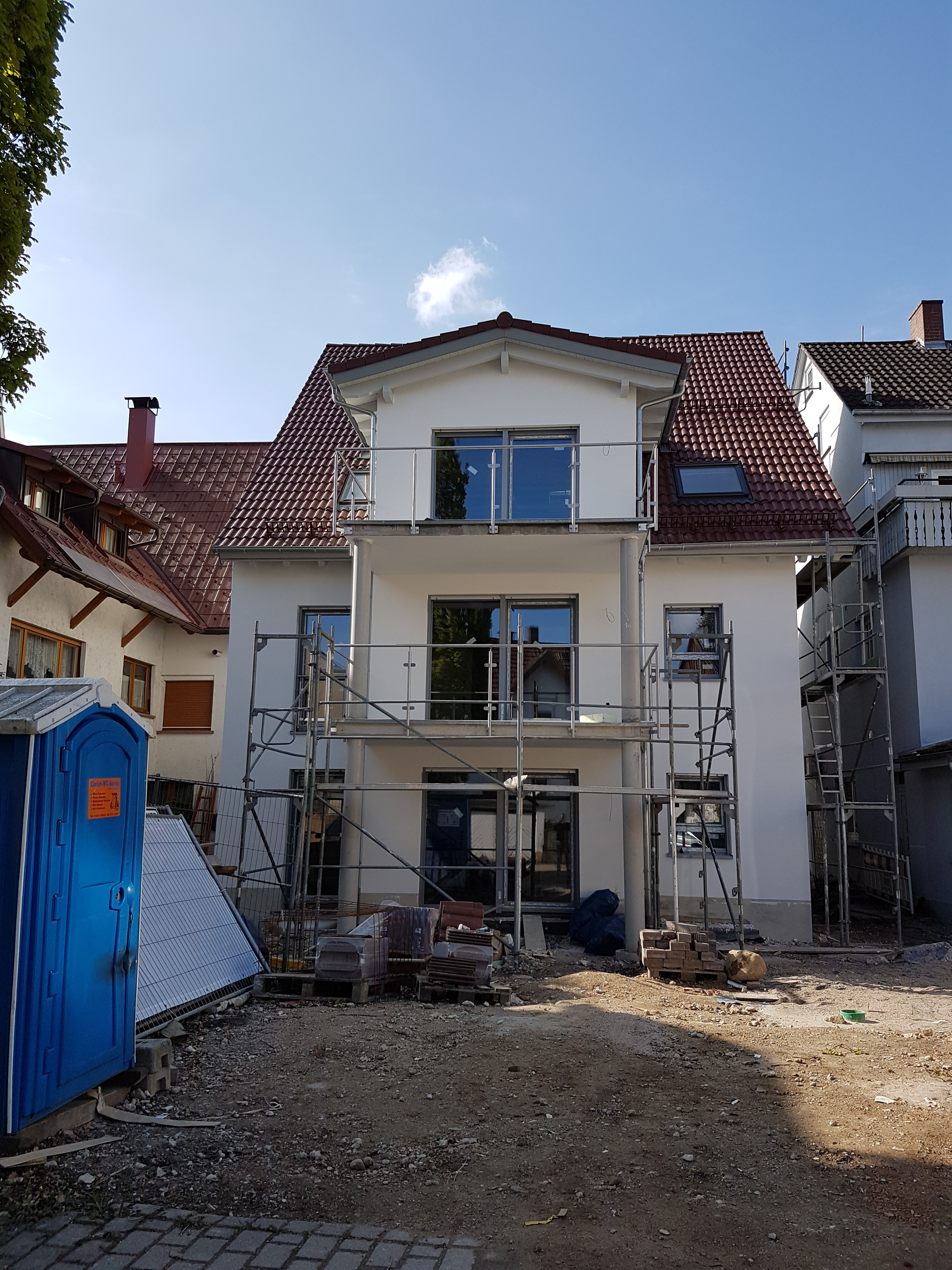 aktuelle Baustellen